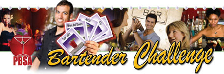 Play the PBSA Bartender Challenge game