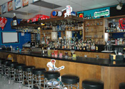 Learn bartending behind our fully-euipped bar at the Professional Bartending Institute of Greensboro, North Carolina!