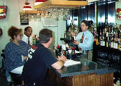 Learn behind an actual bar at the Professional Bartending School of Nashville, Tennessee!
